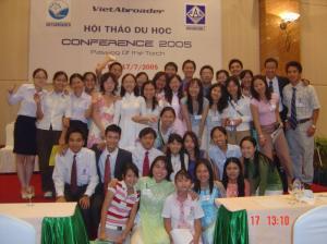 Hanoi VAC volunteers