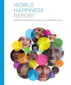 world happiness report cover