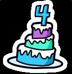 4th_anniversary_cake_pin