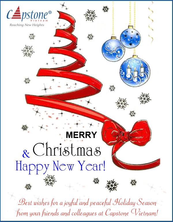 Capstone 12-13 Holiday Card