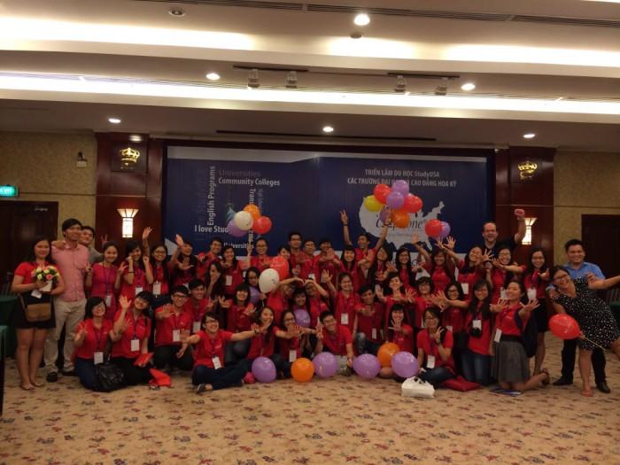 HCMC vols - fall 2014 HE fair
