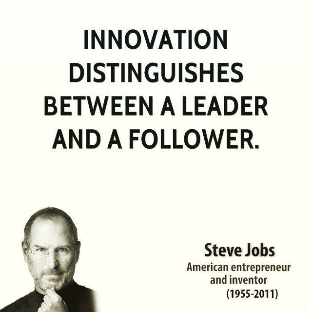 steve jobs the great innovator Story highlights the late steve jobs was full of insightful quotes about creativity and innovation these 10 are culled from the book i, steve: steve jobs in his own words.