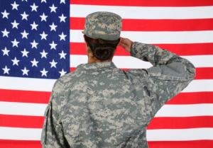 photodune-3821722-female-soldier-saluting-flag-m (dhs)