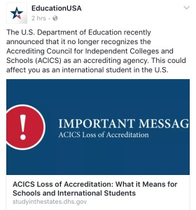 acics-loss-of-accreditation
