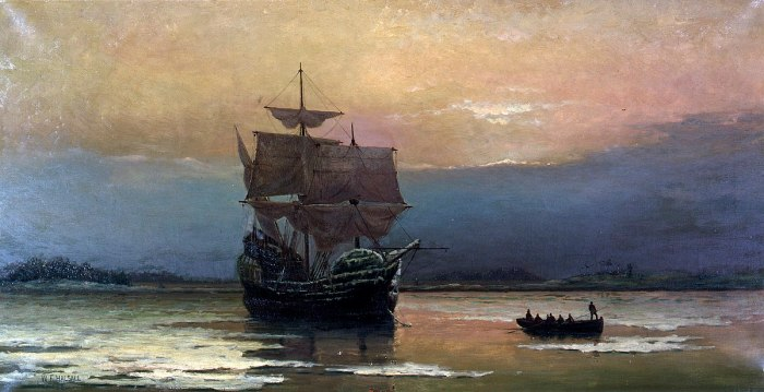 1200px-Mayflower_in_Plymouth_Harbor,_by_William_Halsall