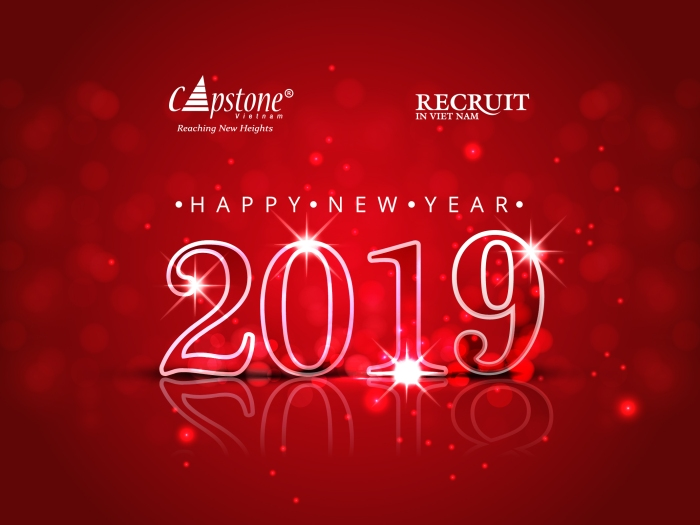 Happy new year-2019